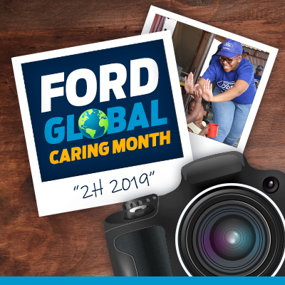 Photo Album: Ford Employees Give Back