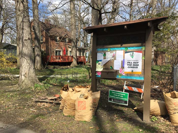 Greater Sandhill community board