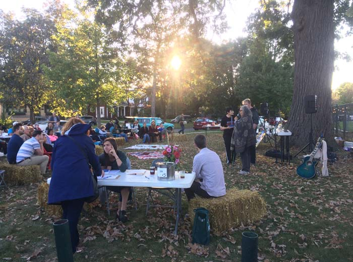 2017 Grandmont Rosedale Development Corporation SOUP dinner