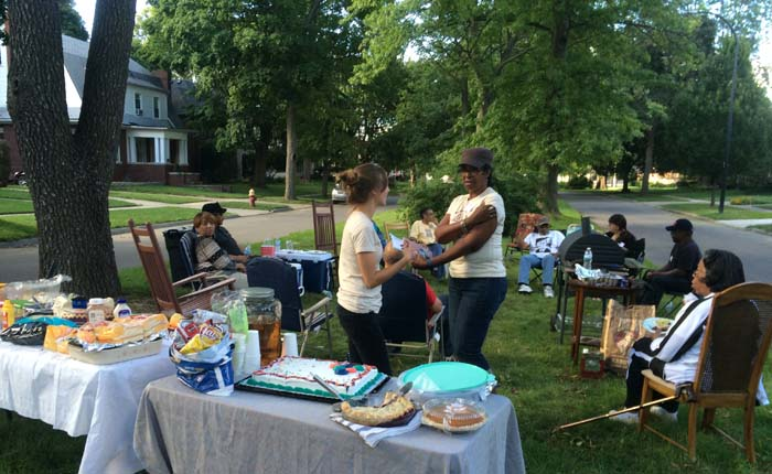 2016 Greater Sandhill Block Party