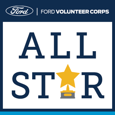 Meet the Ford Volunteer Corps All Stars